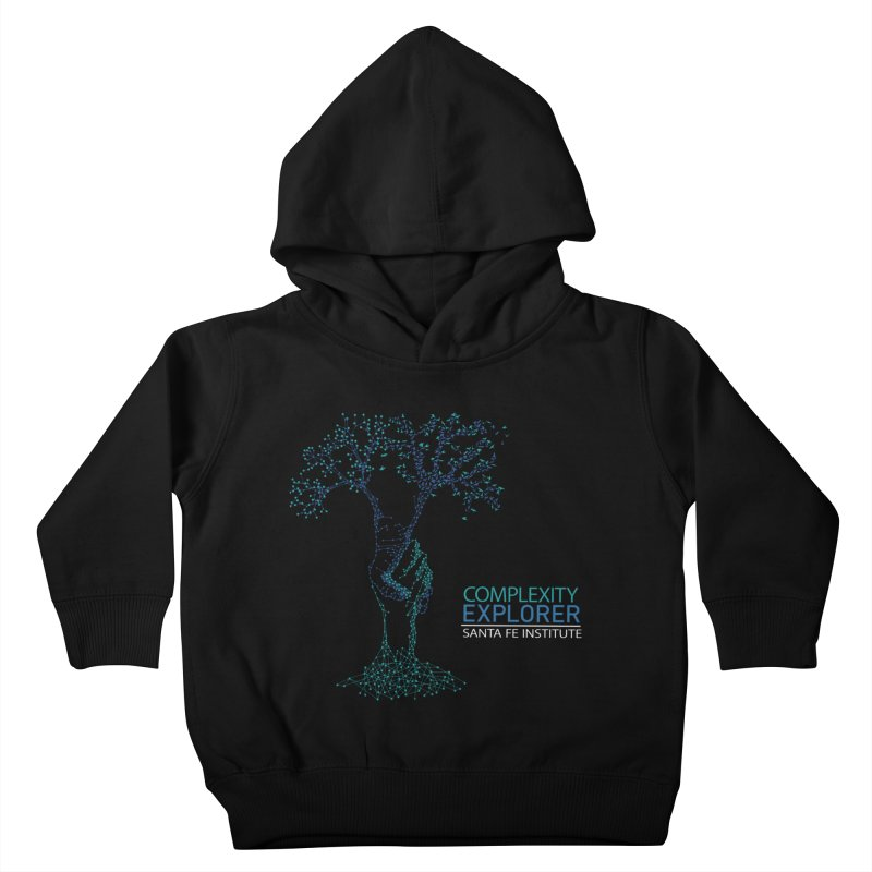 The Trand Kids Toddler Pullover Hoody by Complexity Explorer Shop
