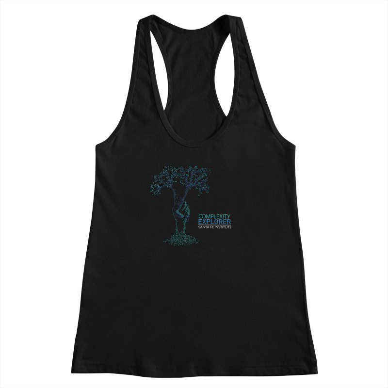 The Trand Women's Racerback Tank by Complexity Explorer Shop