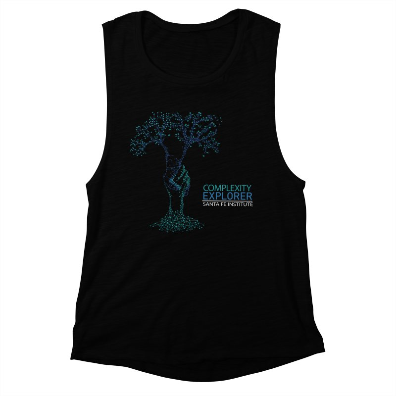 The Trand Women's Muscle Tank by Complexity Explorer Shop