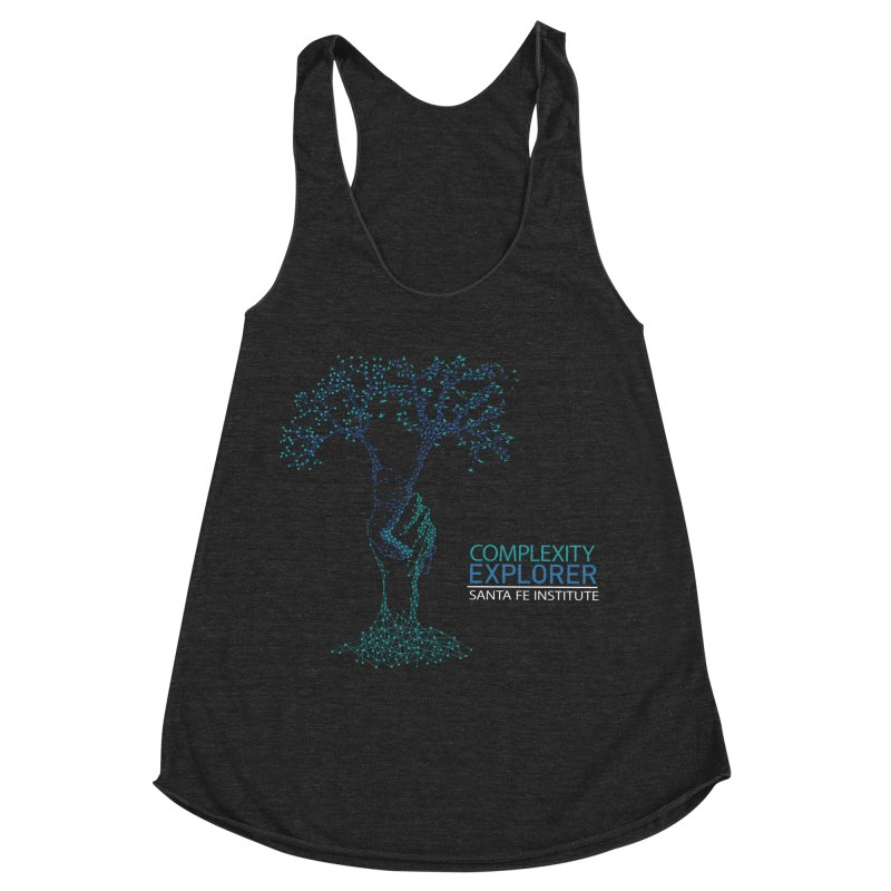 The Trand Women's Racerback Triblend Tank by Complexity Explorer Shop