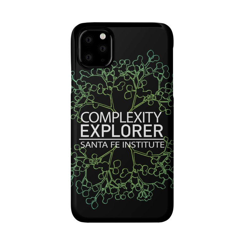 Radiant Tree Accessories Phone Case by Complexity Explorer Shop