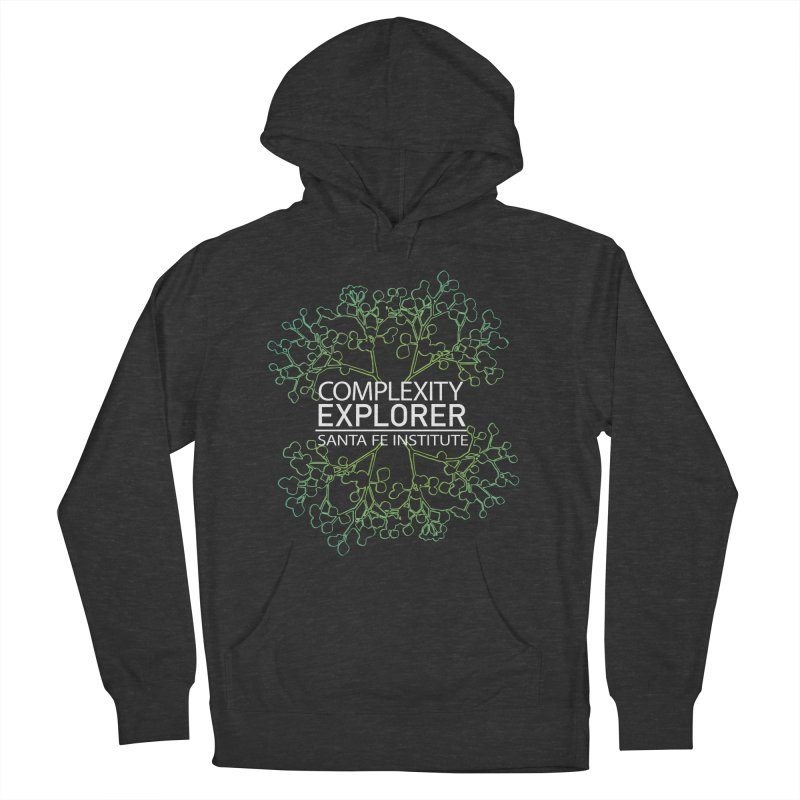 Radiant Tree Women's French Terry Pullover Hoody by Complexity Explorer Shop