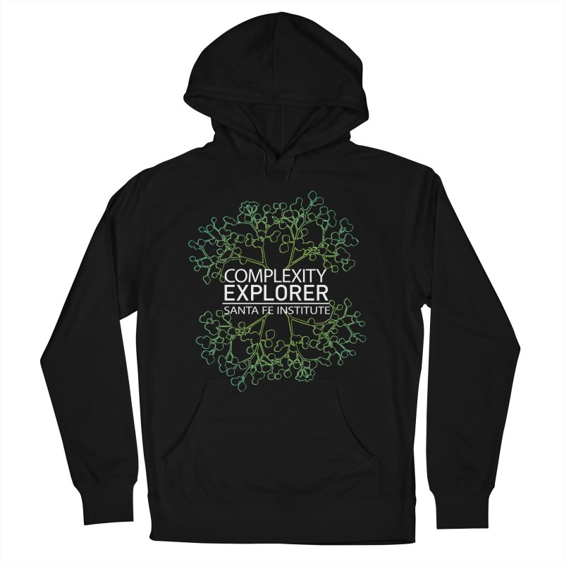 Radiant Tree Men's French Terry Pullover Hoody by Complexity Explorer Shop