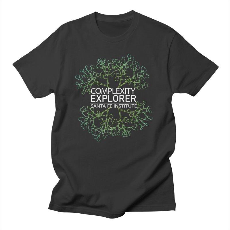 Radiant Tree Men's T-Shirt by Complexity Explorer Shop