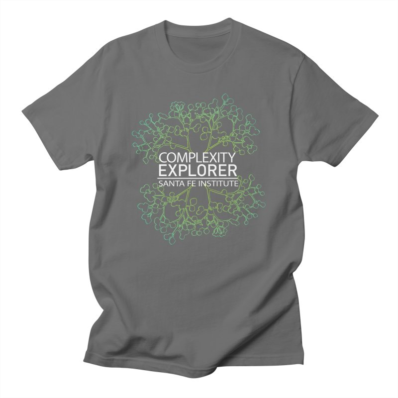 Radiant Tree Men's T-Shirt by Complexity Explorer Shop