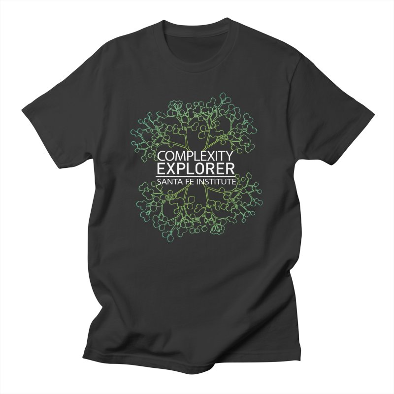 Radiant Tree Men's Regular T-Shirt by Complexity Explorer Shop