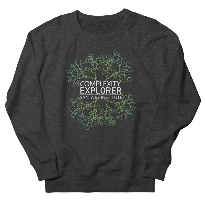 Radiant Tree Women's French Terry Sweatshirt by Complexity Explorer Shop