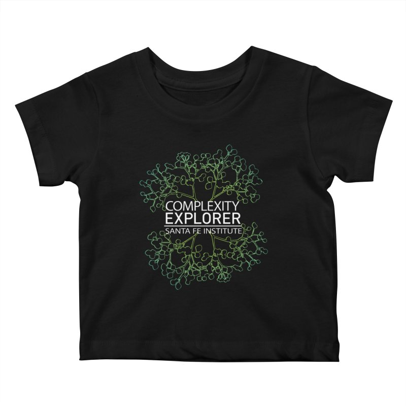 Radiant Tree Kids Baby T-Shirt by Complexity Explorer Shop
