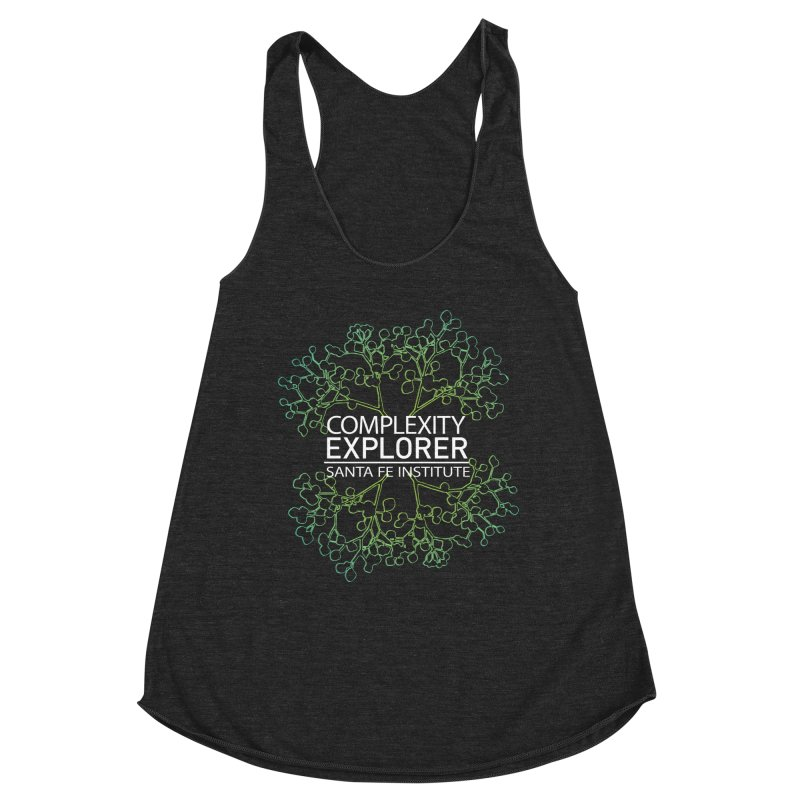 Radiant Tree Women's Tank by Complexity Explorer Shop