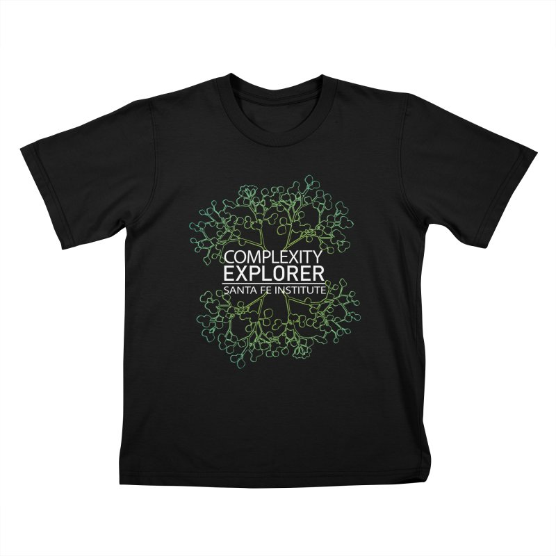 Radiant Tree Kids T-Shirt by Complexity Explorer Shop