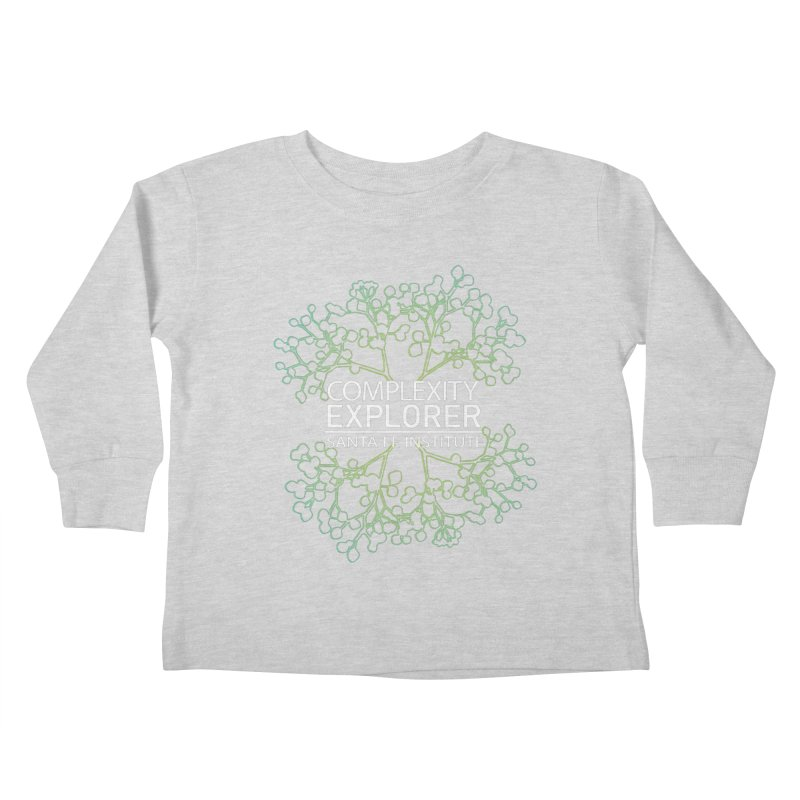 Radiant Tree Kids Toddler Longsleeve T-Shirt by Complexity Explorer Shop