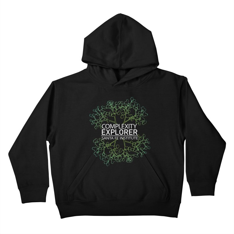 Radiant Tree Kids Pullover Hoody by Complexity Explorer Shop