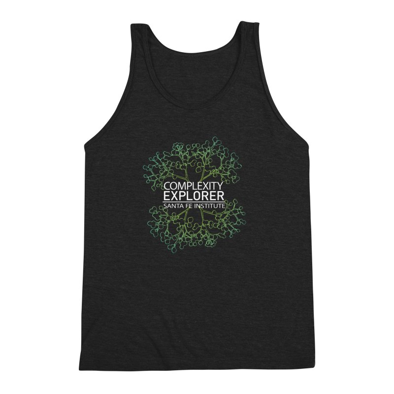 Radiant Tree Men's Triblend Tank by Complexity Explorer Shop