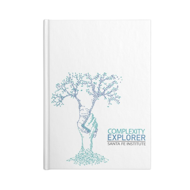 The Trand (light shirts)  Accessories Blank Journal Notebook by Complexity Explorer Shop