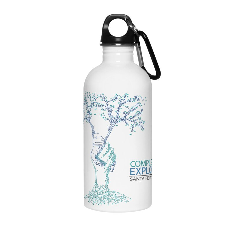The Trand (light shirts)  Accessories Water Bottle by Complexity Explorer Shop
