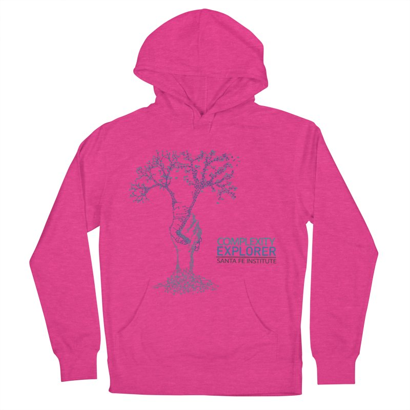 The Trand (light shirts)  Women's French Terry Pullover Hoody by Complexity Explorer Shop