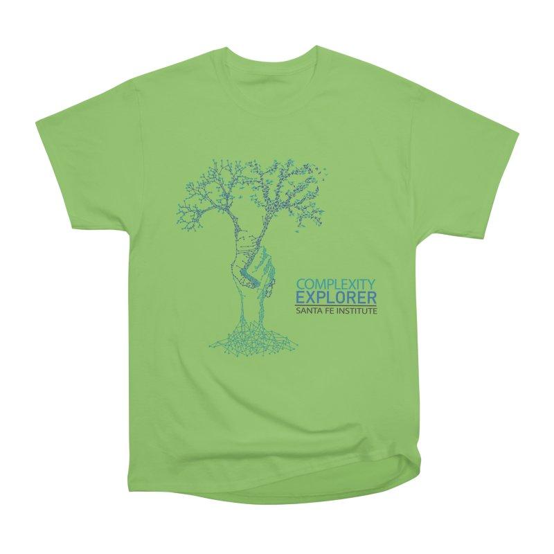 The Trand (light shirts)  Men's Heavyweight T-Shirt by Complexity Explorer Shop