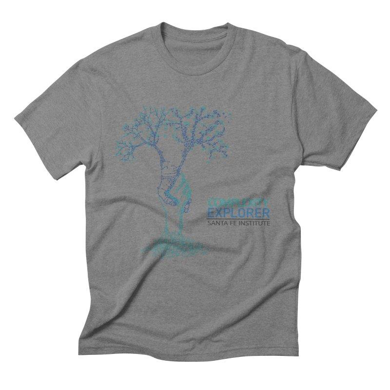 The Trand (light shirts)  Men's Triblend T-Shirt by Complexity Explorer Shop