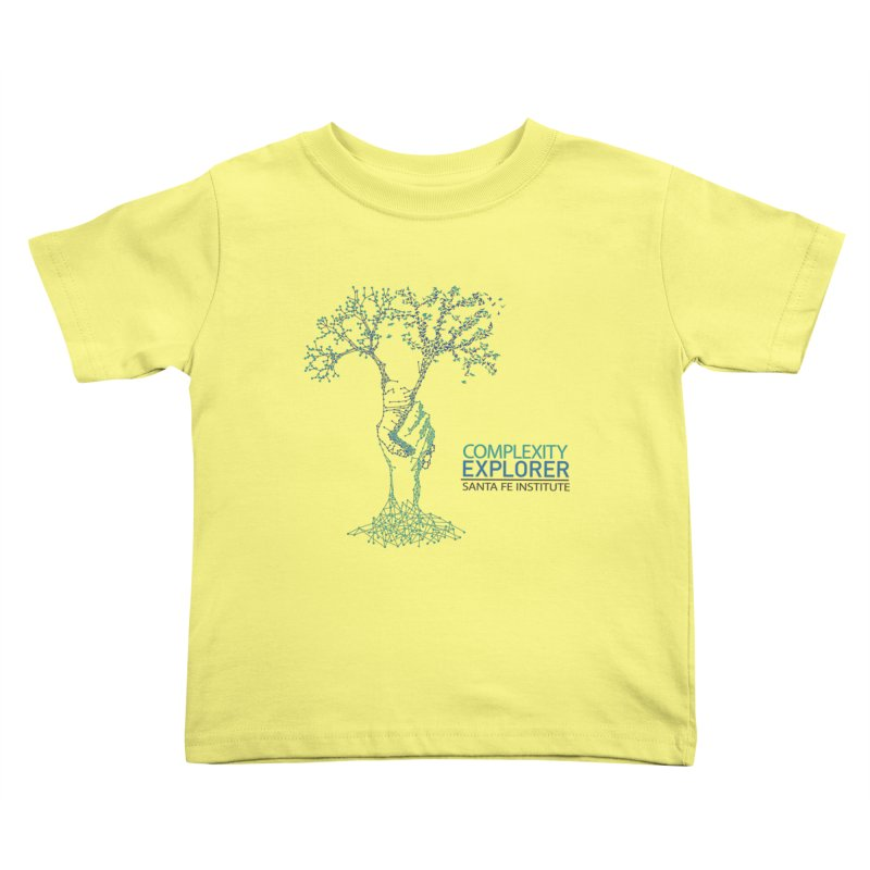 The Trand (light shirts)  Kids Toddler T-Shirt by Complexity Explorer Shop