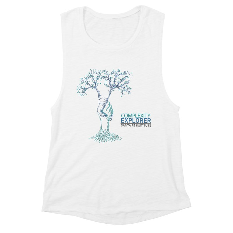 The Trand (light shirts)  Women's Muscle Tank by Complexity Explorer Shop
