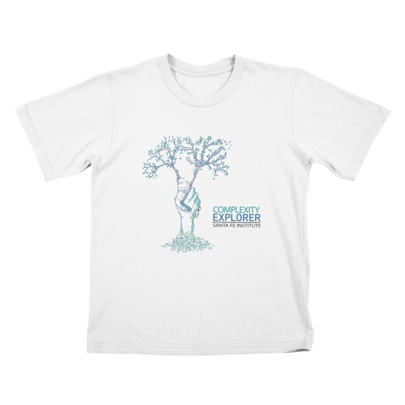 The Trand (light shirts)  Kids T-Shirt by Complexity Explorer Shop