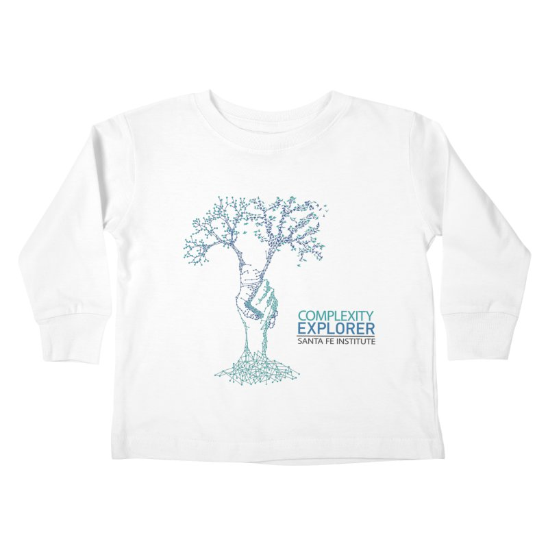 The Trand (light shirts)  Kids Toddler Longsleeve T-Shirt by Complexity Explorer Shop
