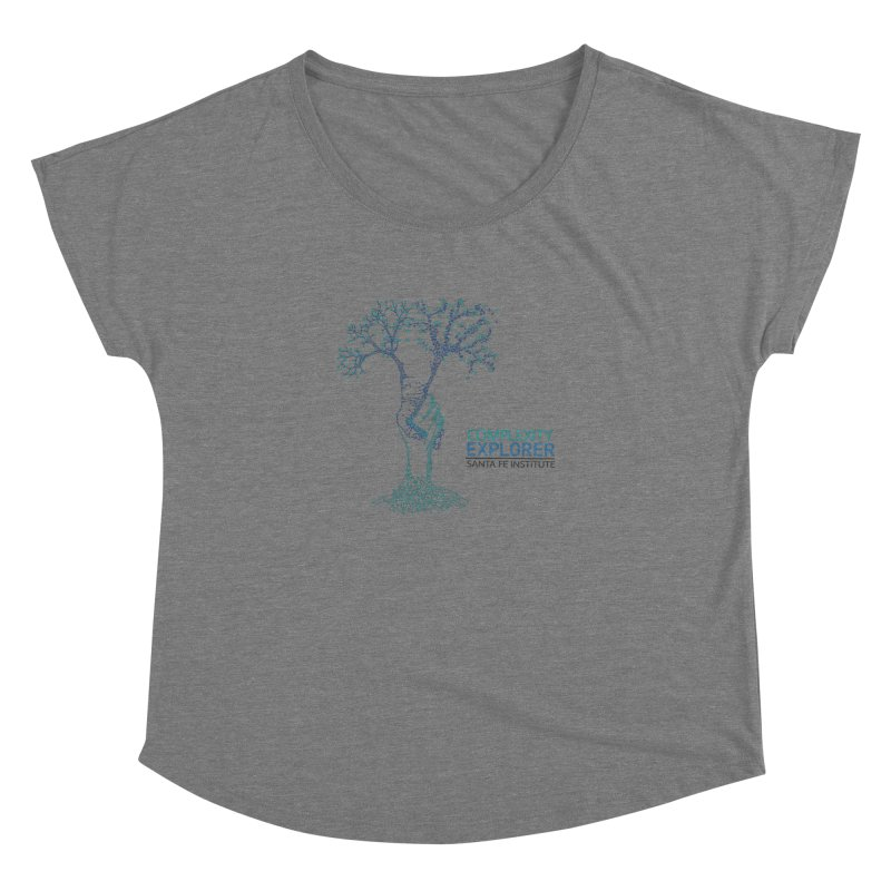 The Trand (light shirts)  Women's Scoop Neck by Complexity Explorer Shop