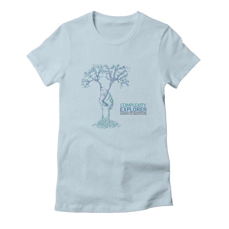 The Trand (light shirts)  Women's T-Shirt by Complexity Explorer Shop