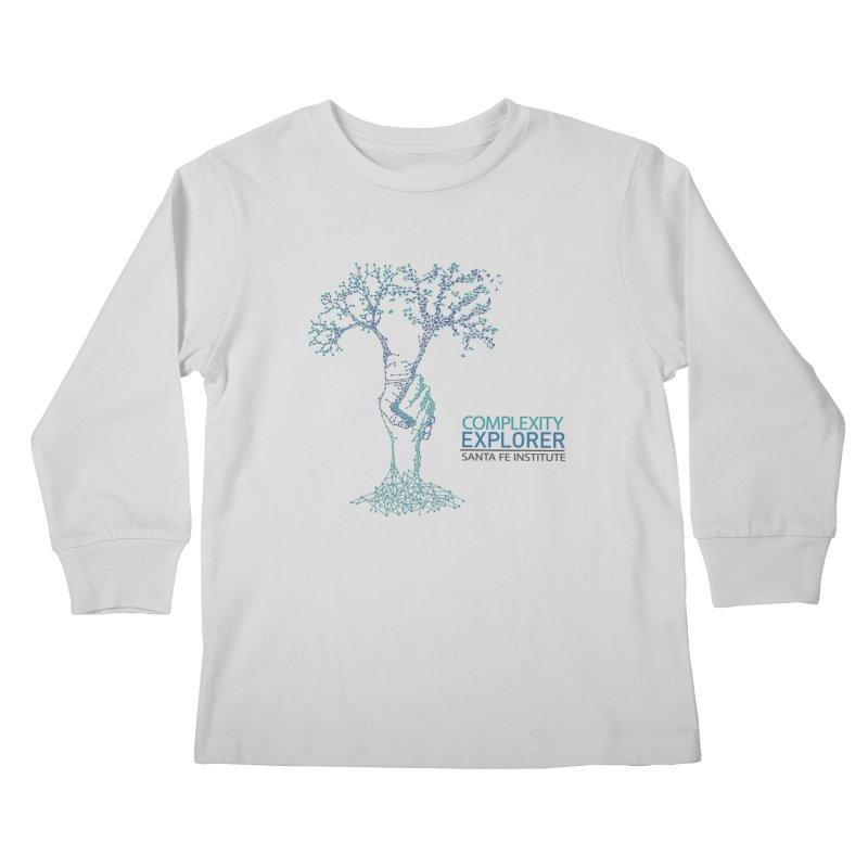 The Trand (light shirts)  Kids Longsleeve T-Shirt by Complexity Explorer Shop