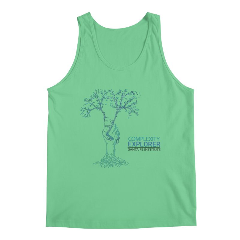 The Trand (light shirts)  Men's Tank by Complexity Explorer Shop
