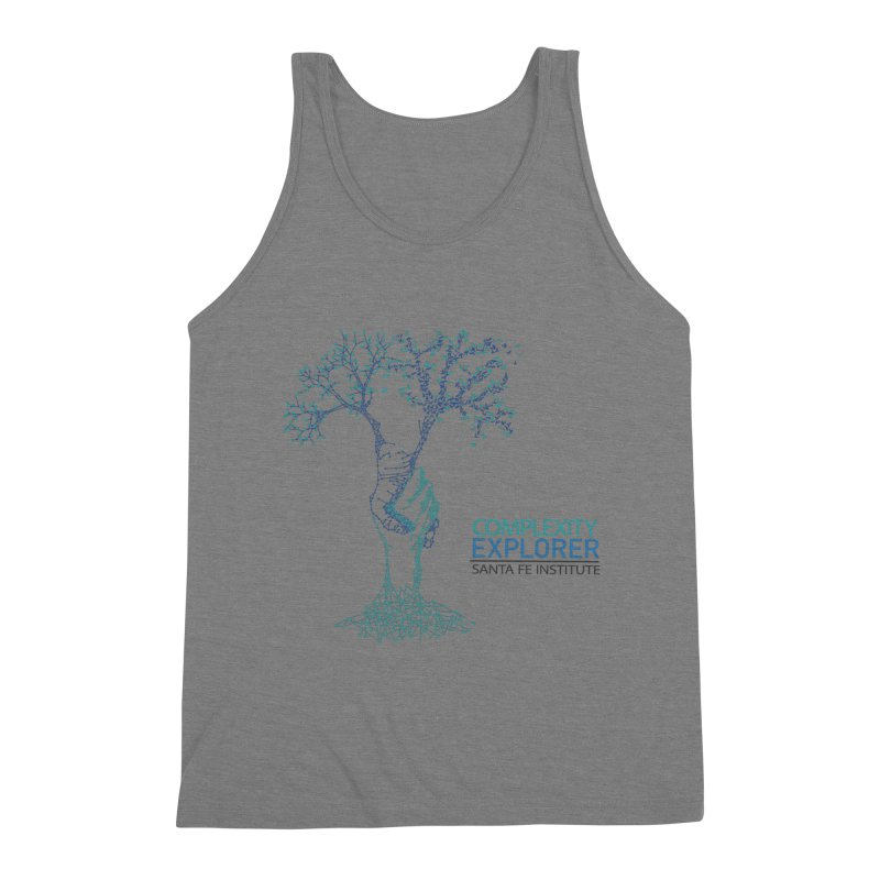 The Trand (light shirts)  Men's Triblend Tank by Complexity Explorer Shop