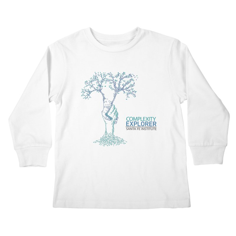 The Trand (light shirts)  Kids Longsleeve T-Shirt by Complexity Explorer Shop