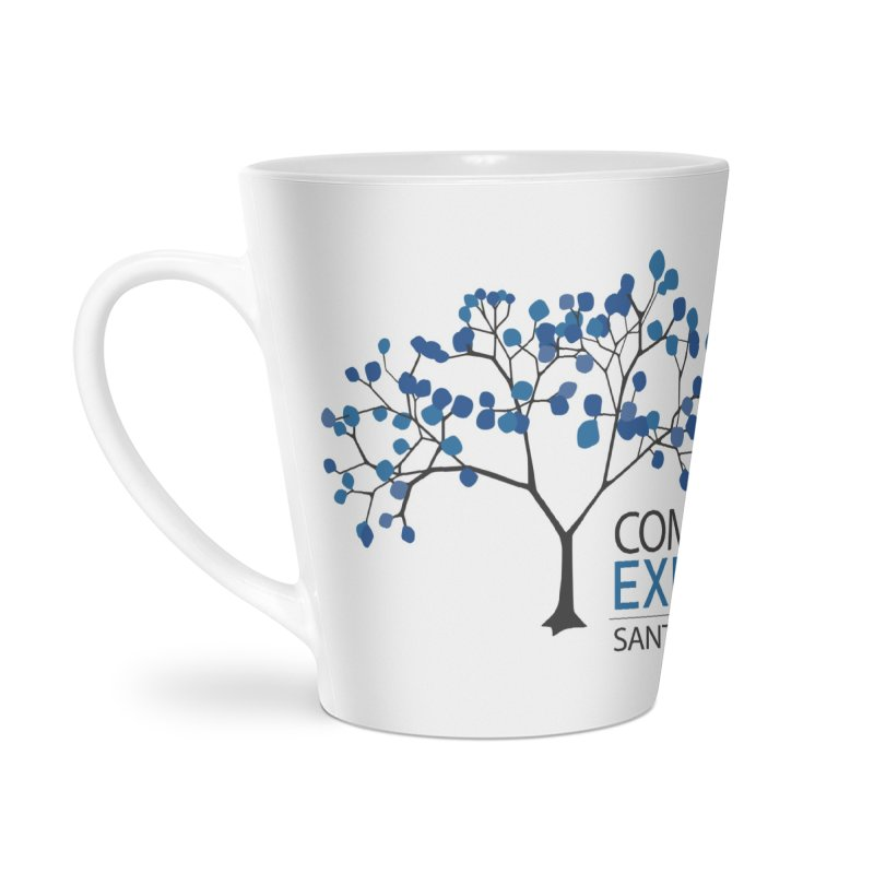 The Classic (Light shirts) Accessories Latte Mug by Complexity Explorer Shop