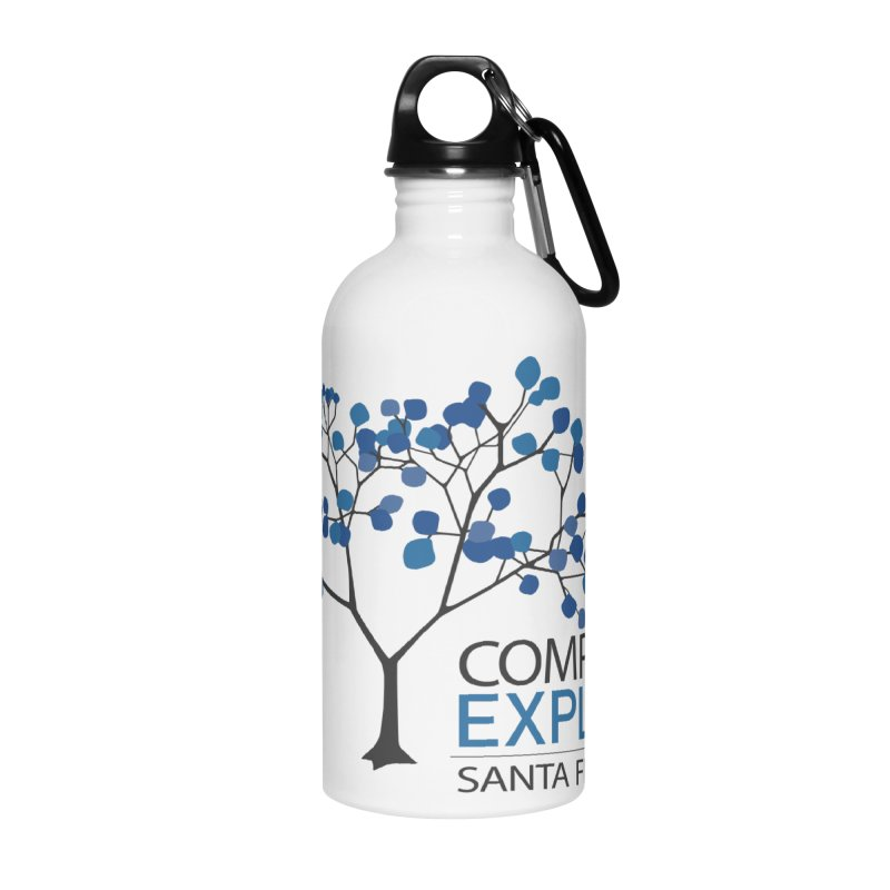 The Classic (Light shirts) Accessories Water Bottle by Complexity Explorer Shop