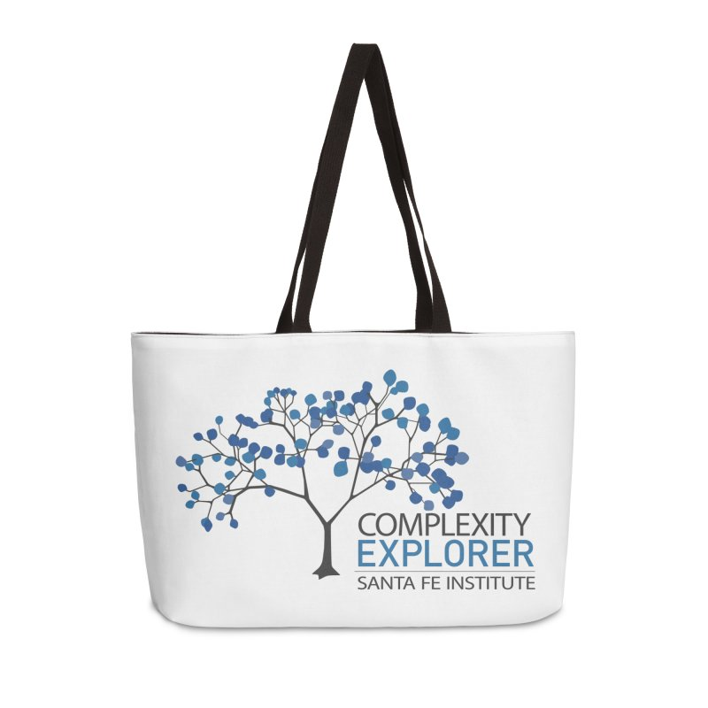 The Classic (Light shirts) Accessories Weekender Bag Bag by Complexity Explorer Shop