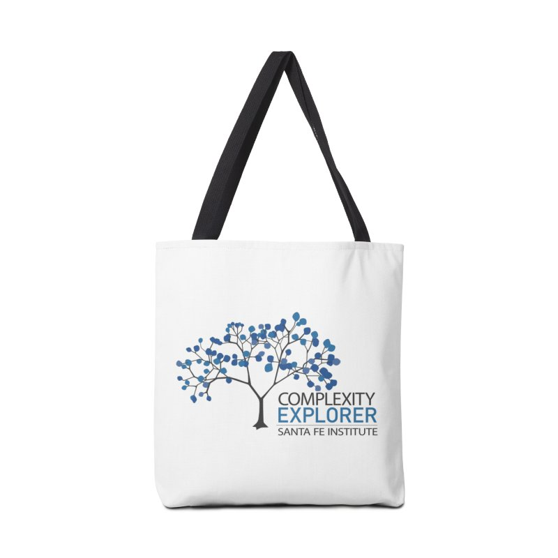 The Classic (Light shirts) Accessories Tote Bag Bag by Complexity Explorer Shop