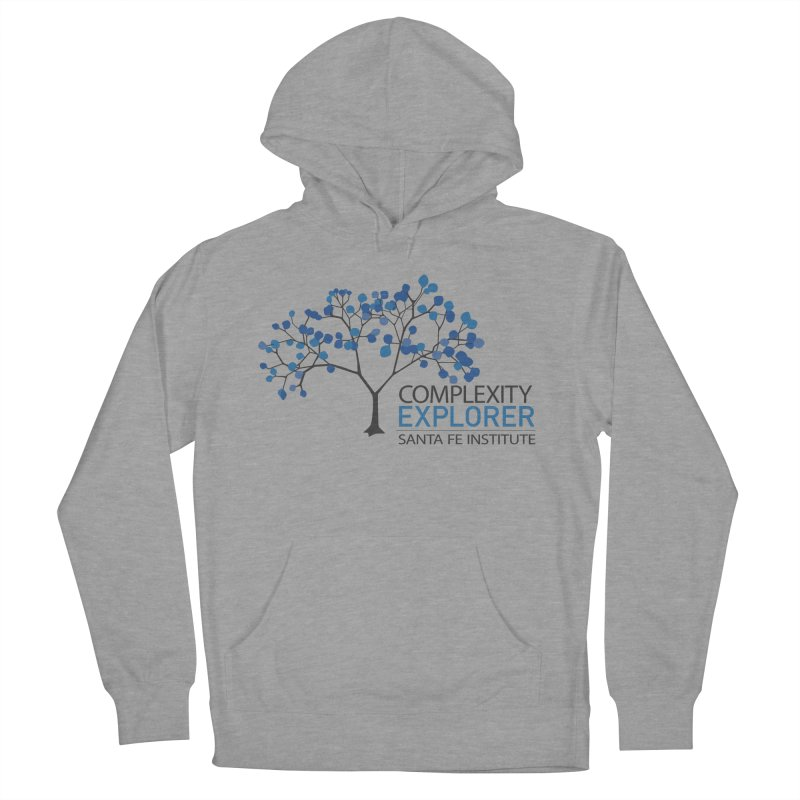 The Classic (Light shirts) Men's French Terry Pullover Hoody by Complexity Explorer Shop