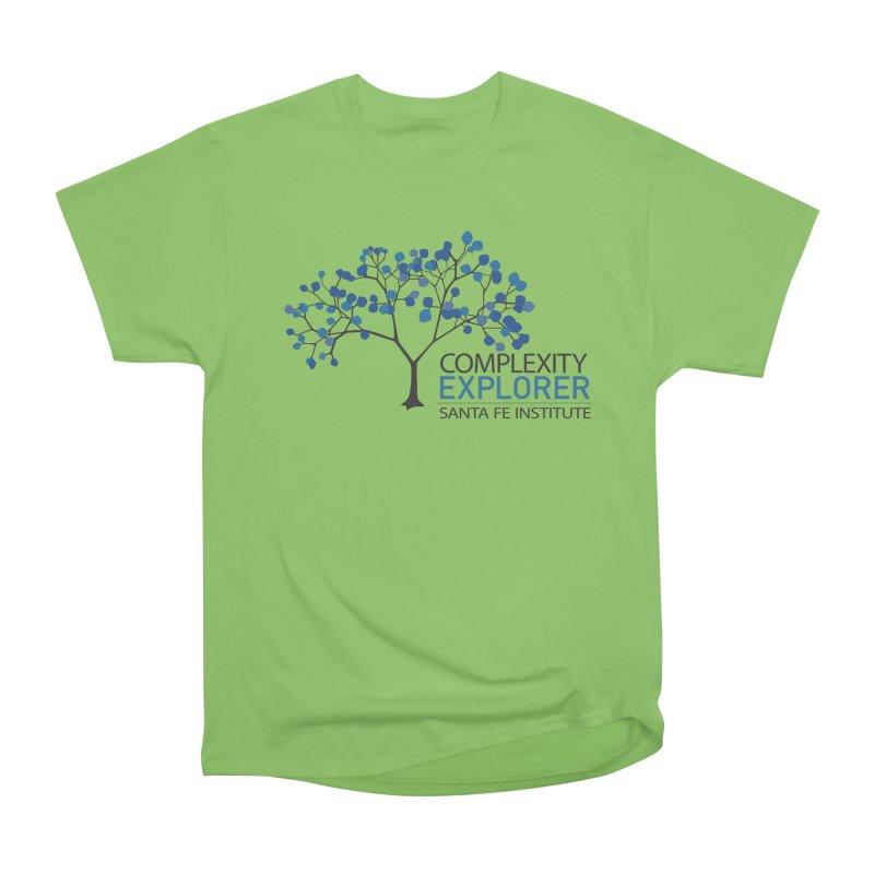 The Classic (Light shirts) Men's Heavyweight T-Shirt by Complexity Explorer Shop
