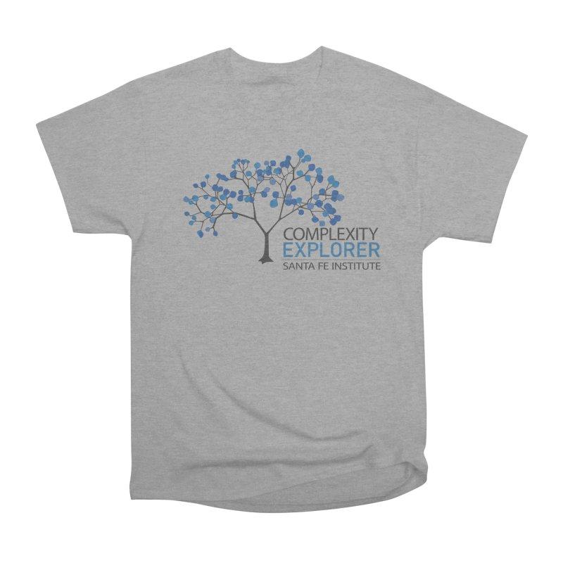 The Classic (Light shirts) Women's Heavyweight Unisex T-Shirt by Complexity Explorer Shop