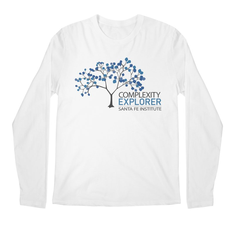 The Classic (Light shirts) Men's Regular Longsleeve T-Shirt by Complexity Explorer Shop
