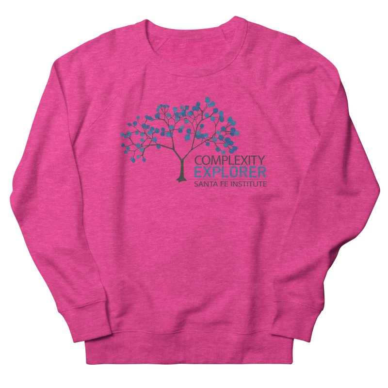 The Classic (Light shirts) Women's French Terry Sweatshirt by Complexity Explorer Shop