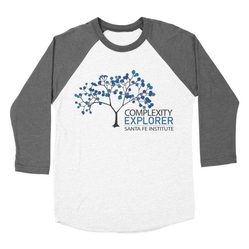 The Classic (Light shirts) Women's Baseball Triblend Longsleeve T-Shirt by Complexity Explorer Shop