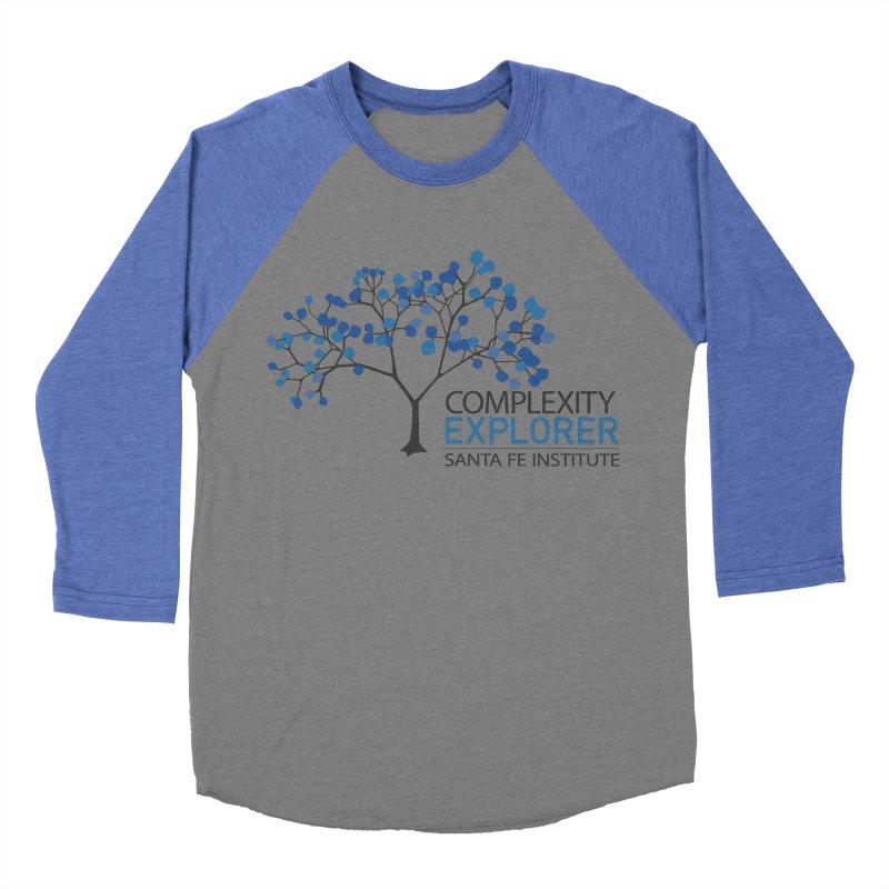 The Classic (Light shirts) Men's Baseball Triblend Longsleeve T-Shirt by Complexity Explorer Shop