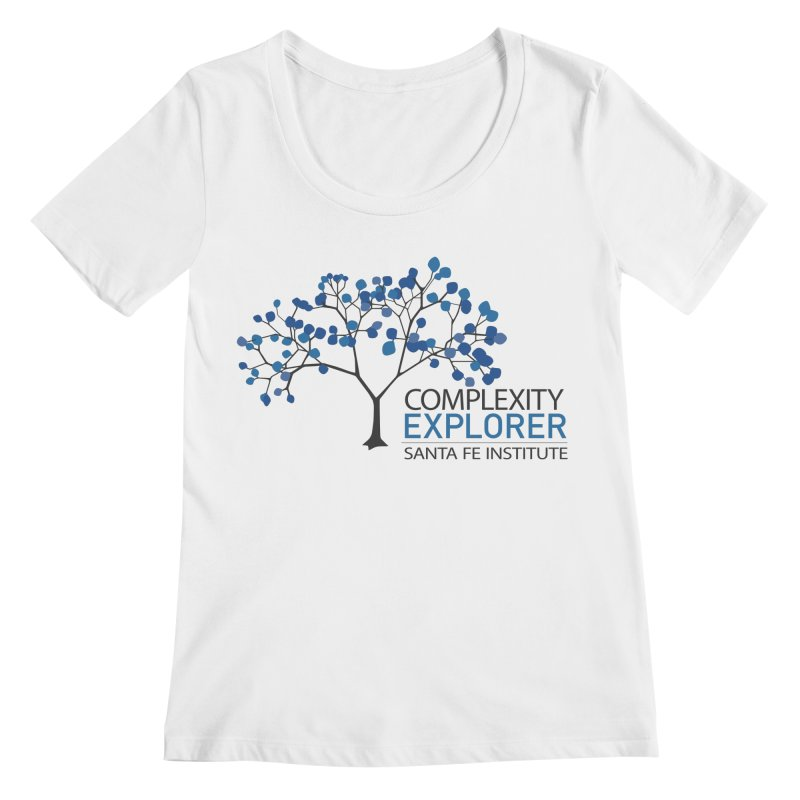 The Classic (Light shirts) Women's Regular Scoop Neck by Complexity Explorer Shop