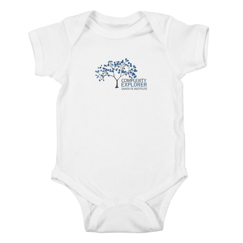 The Classic (Light shirts) Kids Baby Bodysuit by Complexity Explorer Shop