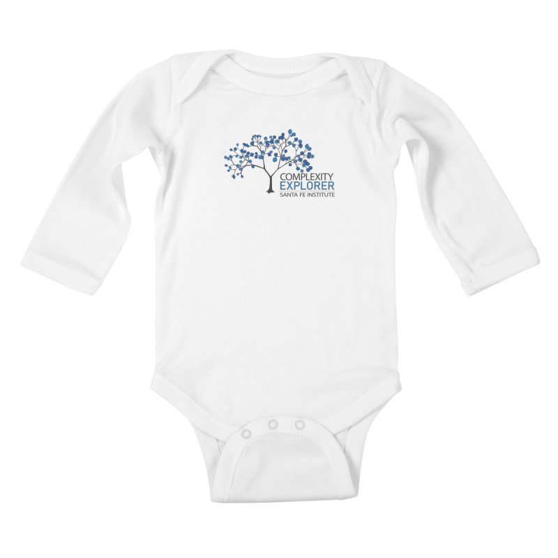 The Classic (Light shirts) Kids Baby Longsleeve Bodysuit by Complexity Explorer Shop