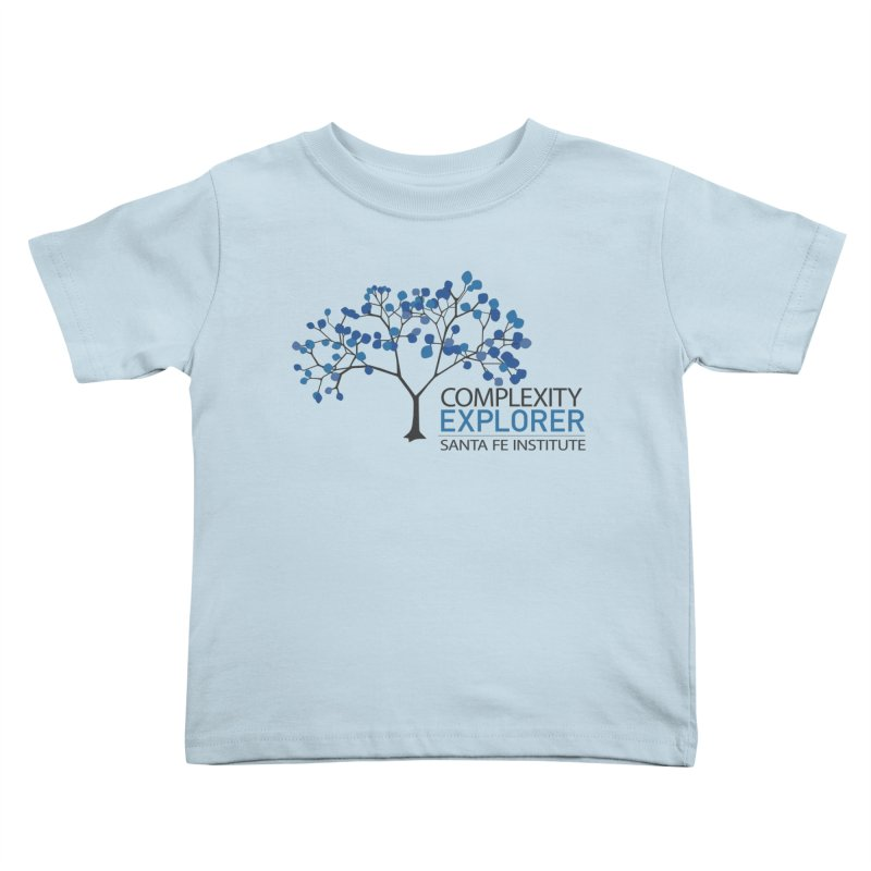 The Classic (Light shirts) Kids Toddler T-Shirt by Complexity Explorer Shop