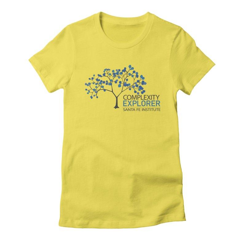 The Classic (Light shirts) Women's T-Shirt by Complexity Explorer Shop