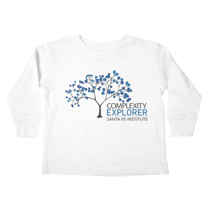 The Classic (Light shirts) Kids Toddler Longsleeve T-Shirt by Complexity Explorer Shop