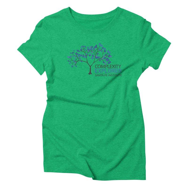 The Classic (Light shirts) Women's Triblend T-Shirt by Complexity Explorer Shop